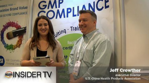 Jeff Crowther NPI Interview China Regs