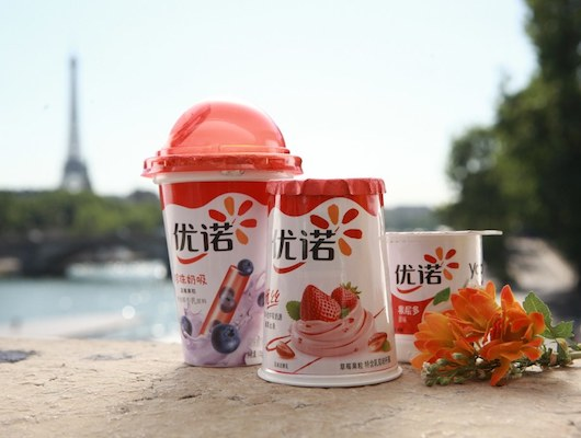General Mills Yoplait China
